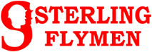 Sterling Fly Men